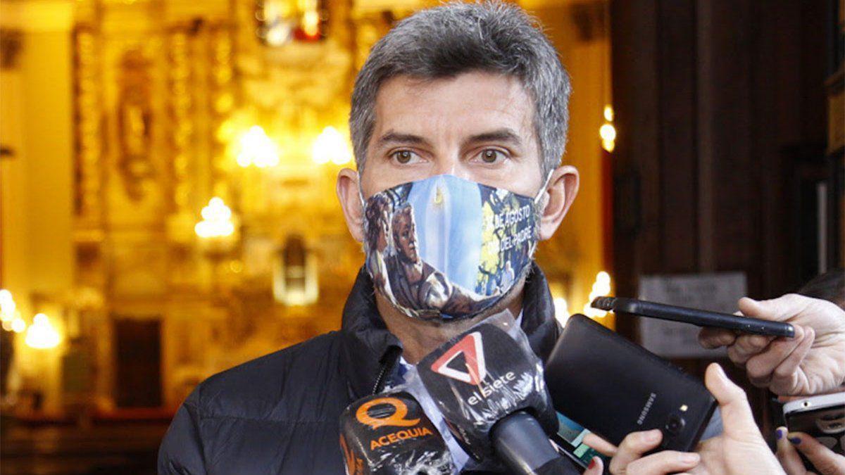 Ulpiano Suarez comunicó este viernes que el pago del aguinaldo a los empleados municipales de la Ciudad de Mendoza está garantizado. Dio la fecha exacta.