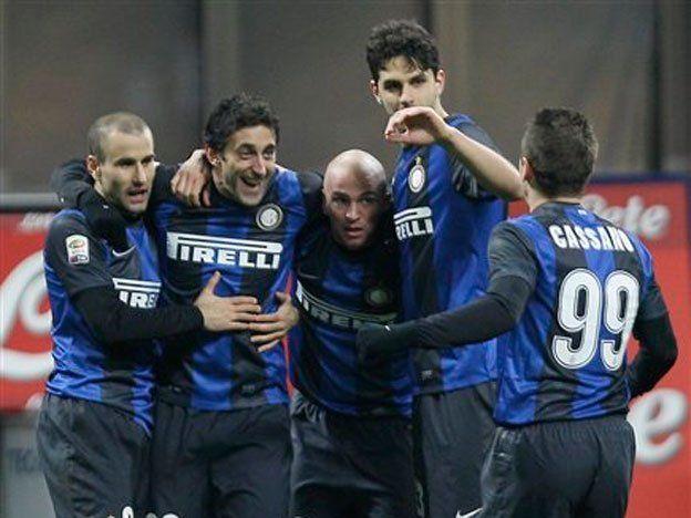 El Inter de los argentinos recibe al líder