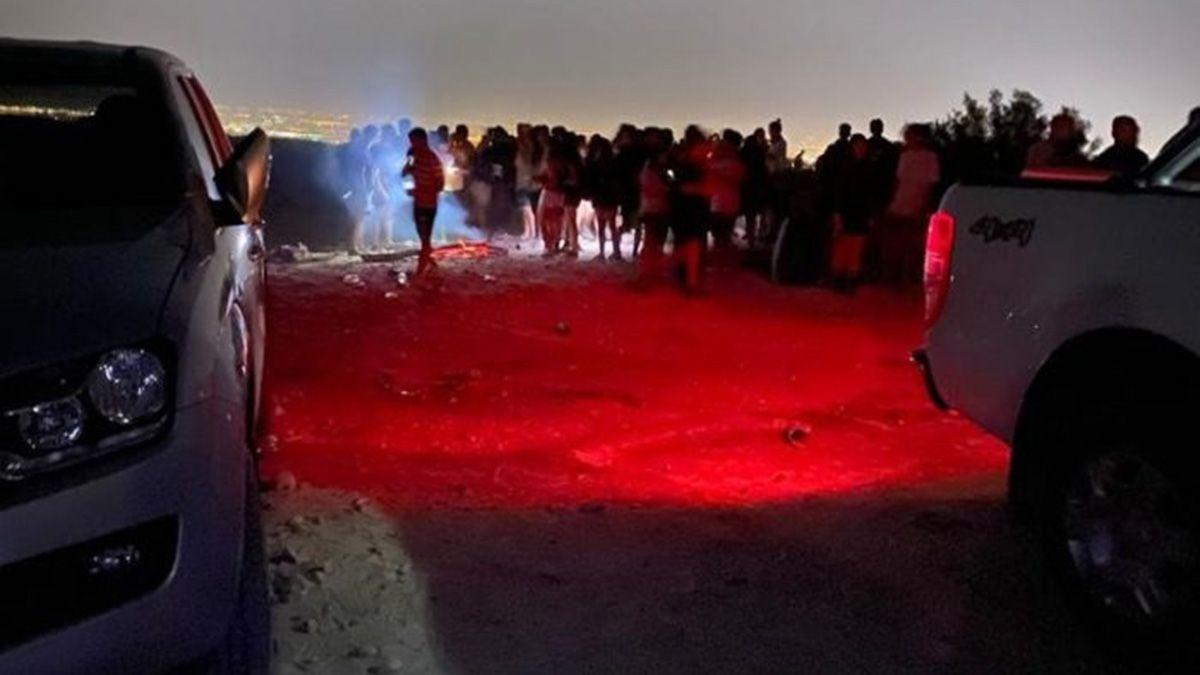 Ya se han clausurado 100 fiestas clandestinas en Mendoza.