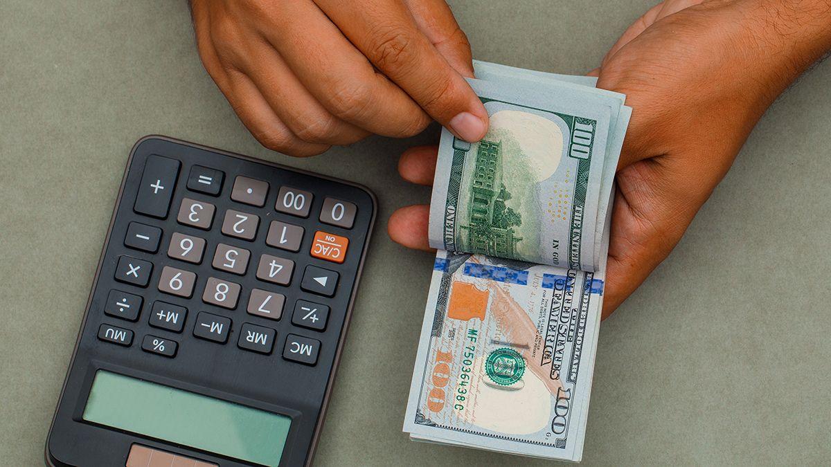El dólar paralelo bajó nuevamente.