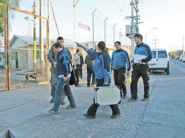 Buscan a cinco fugados del ex COSE, cuatro de ellos por homicidio