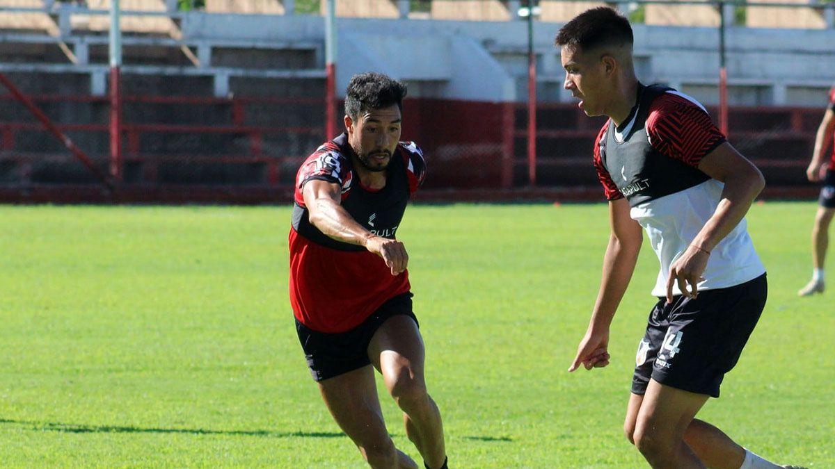 El degensor debutará en la Primera Nacional luego del ascenso histórico.