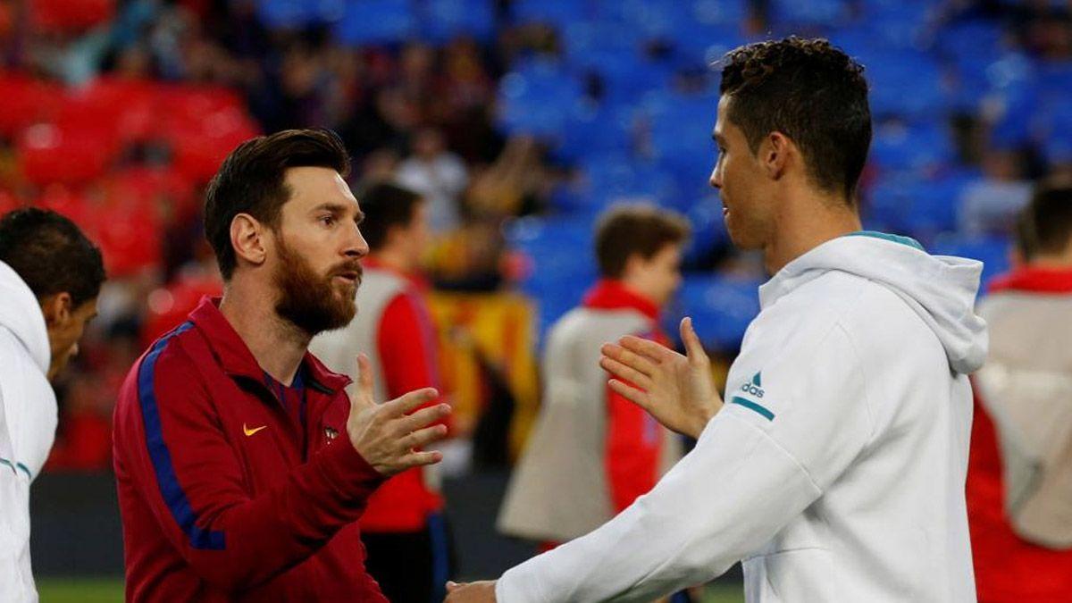 Messi vs. Ronaldo: cuándo y a qué hora se enfrentan