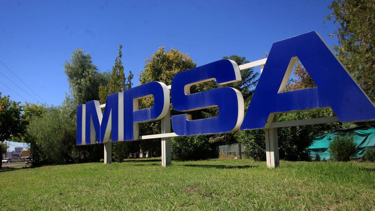 Para adquirir las acciones de IMPSA