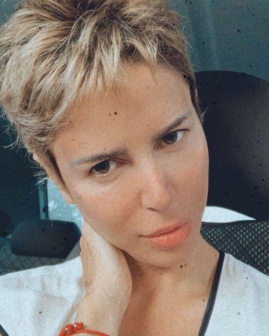 Marianela Mirra reapareció con un nuevo look