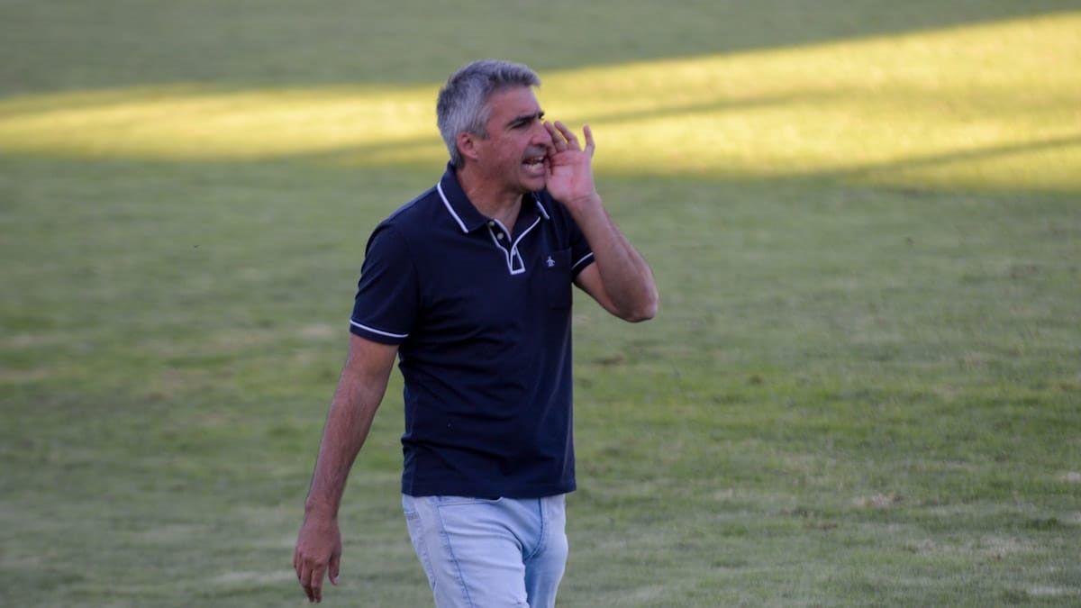 Gabriel Gómez terminó con mucha euforia en su primer triunfo en su vuelta a la Lepra.