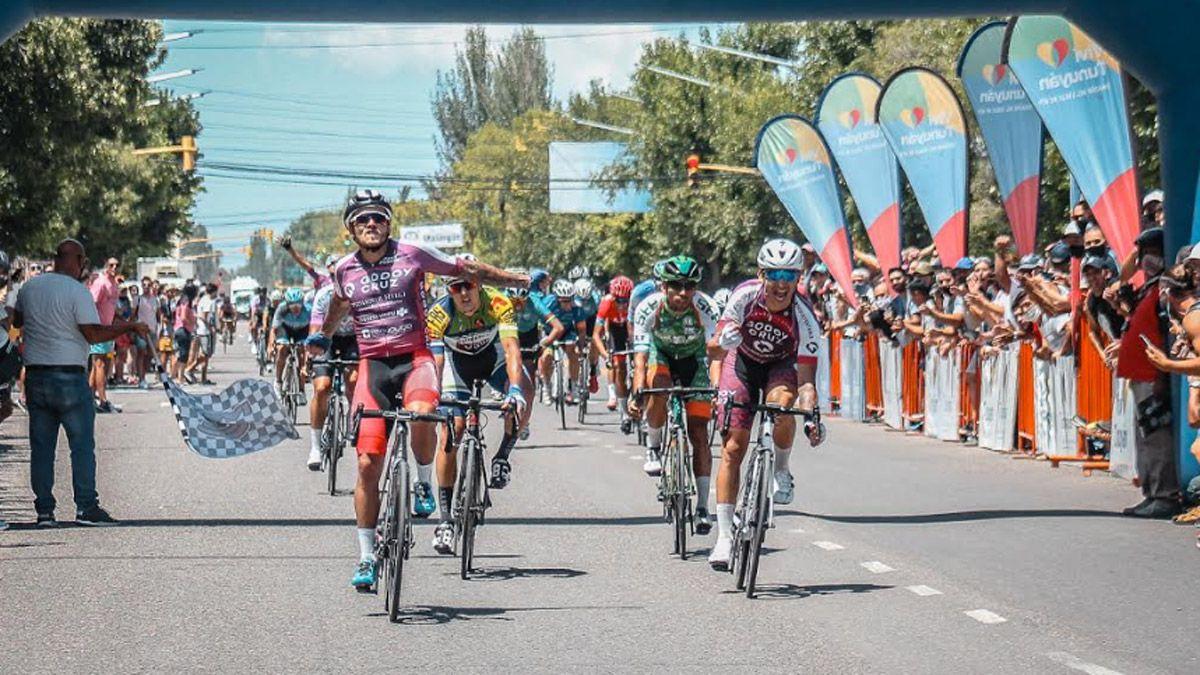 Mauricio Quiroga volvió a ganar en Tunuyán