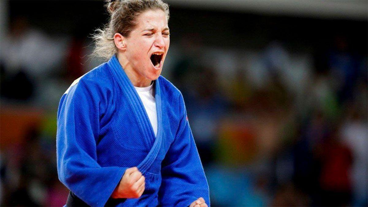 Paula Pareto ganó el oro en el Panamericano de Guadalajara