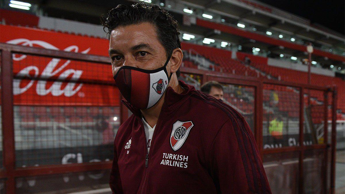 Confirmado: Nacho Fernández sufrió un desgarro