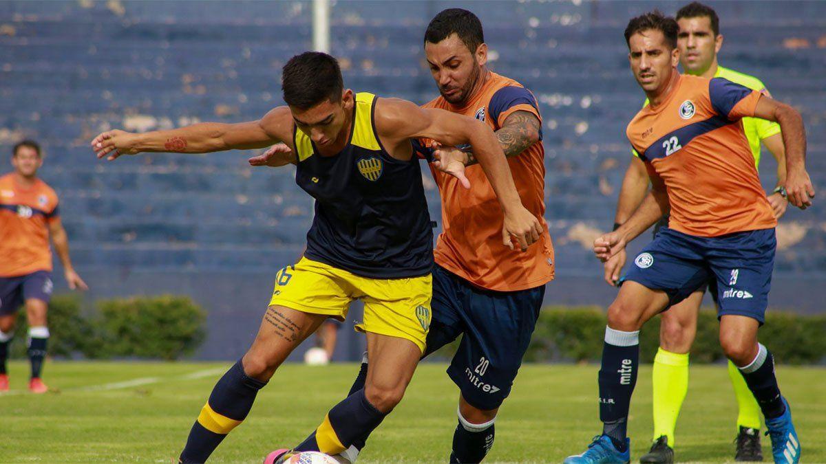 Independiente Rivadavia perdió ante Juventud Unida en un amistoso
