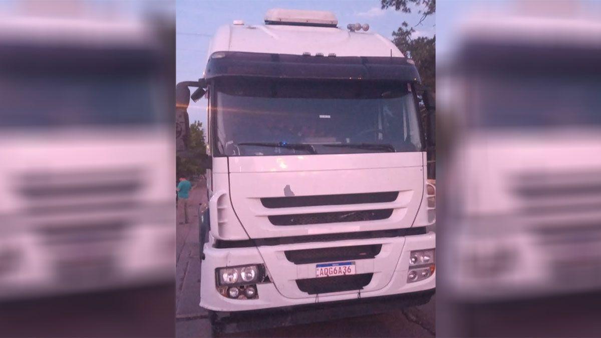 Video y fotos: así manejaba por Maipú el camionero borracho