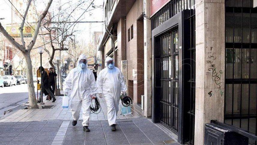 Coronavirus en San Juan: una mujer protagonizó un escándalo por tratar de evitar las restricciones
