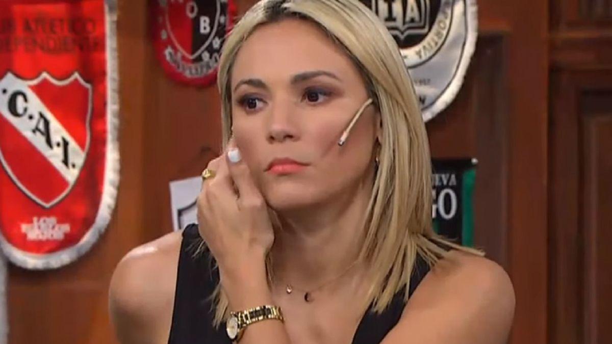 Rocío Oliva reventó la tarjeta de Diego despúes de muerto.