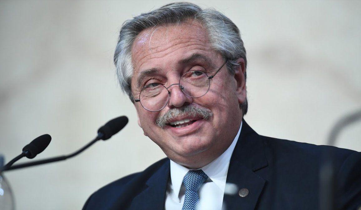 Alberto Fernández: Preservamos el ingreso de jubilados aumentando sus haberes y otorgándoles bonos adicionales