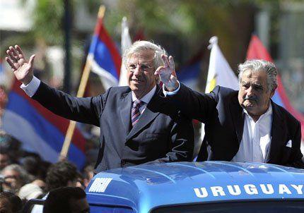 José Pepe Mujica juró como presidente de Uruguay