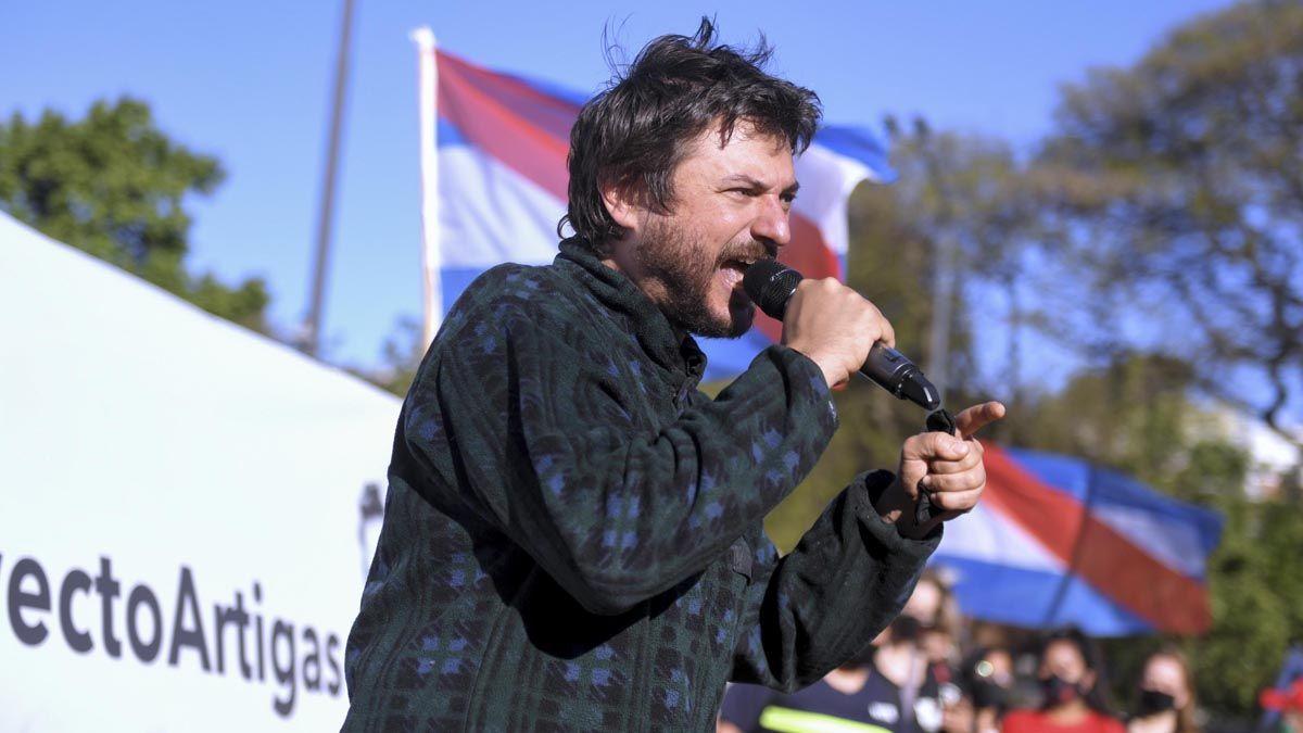 Juan Grabois criticó al Gobierno.