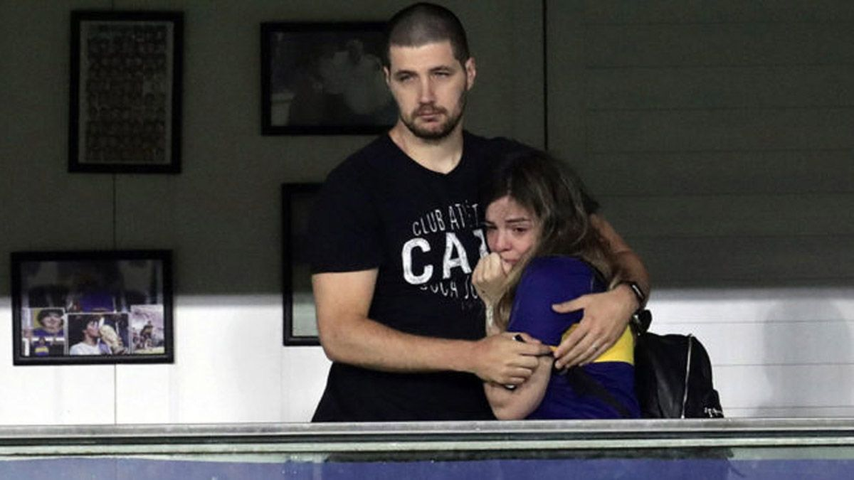 Dalma Maradona sacó sus uñas y prendió fuego a Matías Morla