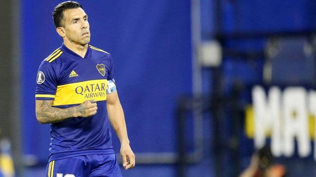 Boca pasó raspando y Tevez no se quedó callado