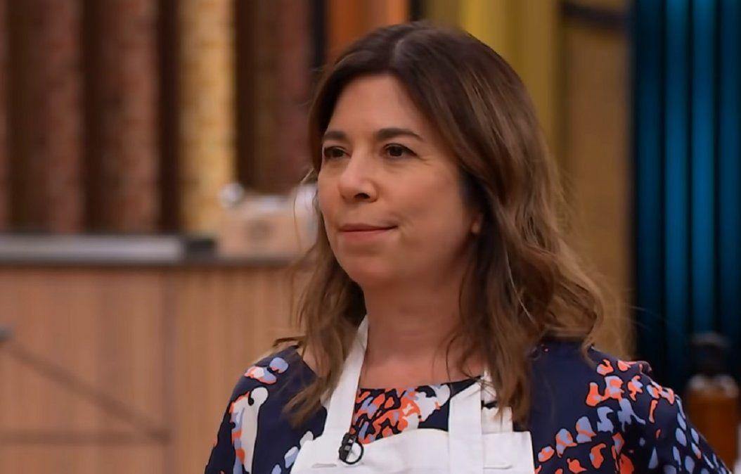 Escándalo en Masterchef: ODonnell vio a Claudia Fontán en el baño copiando una receta y se armó