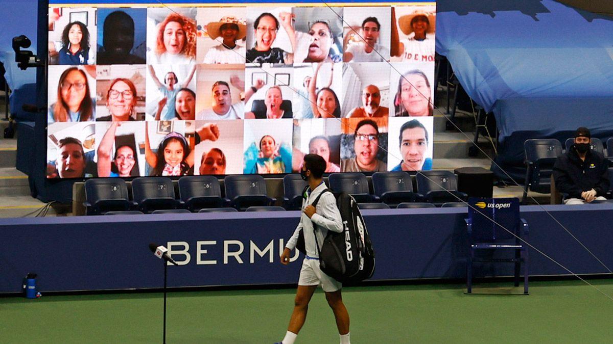 Hora y TV: el turno de Pella, Mayer y Delbonis en US Open
