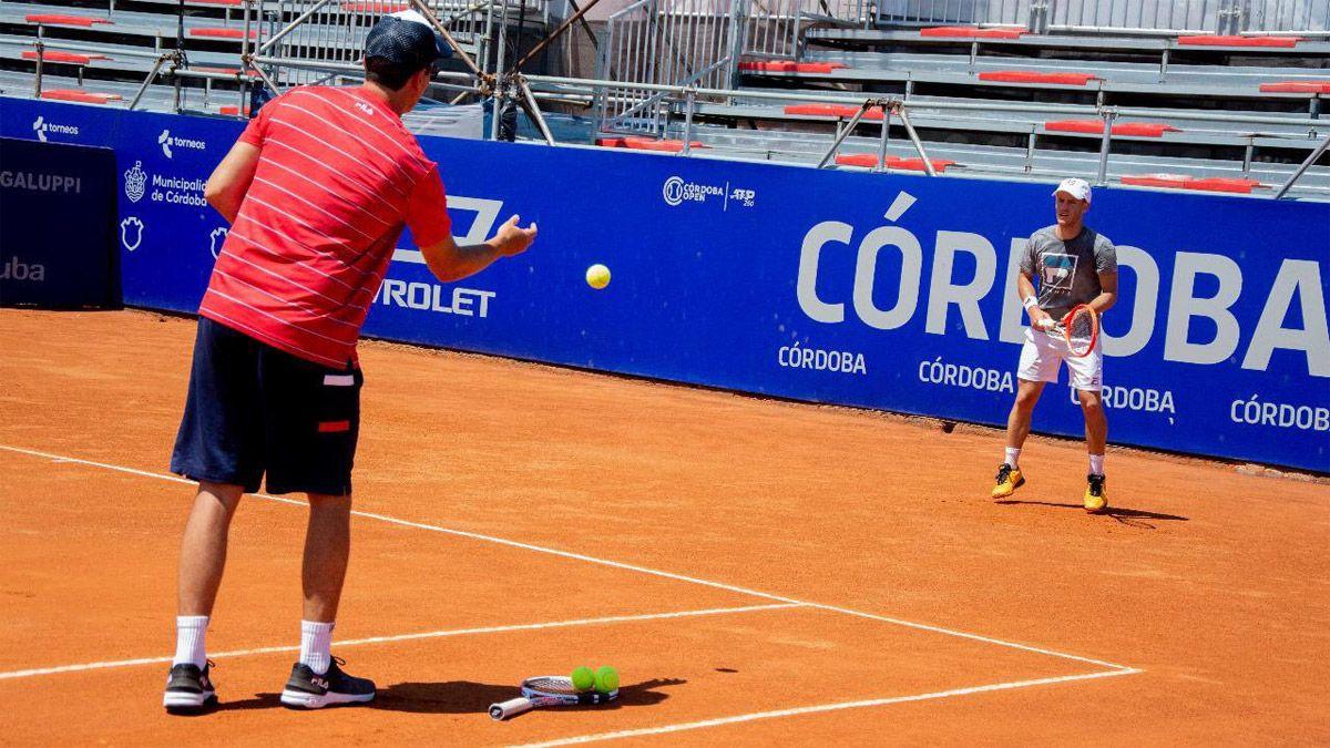 Llegó el turno de Schwartzman en el Argentina Open