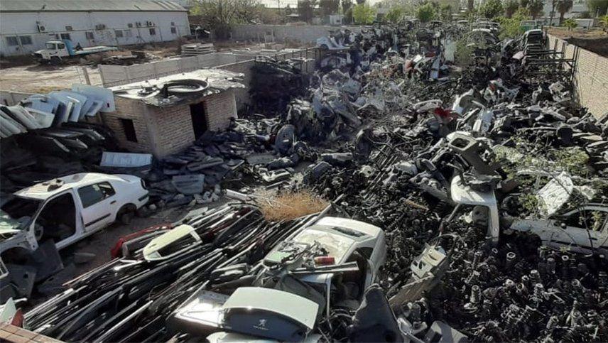 En el Gran Mendoza se robaron 5 autos por día durante el 2019