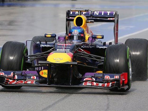 Vettel marcó la pole en Malasia