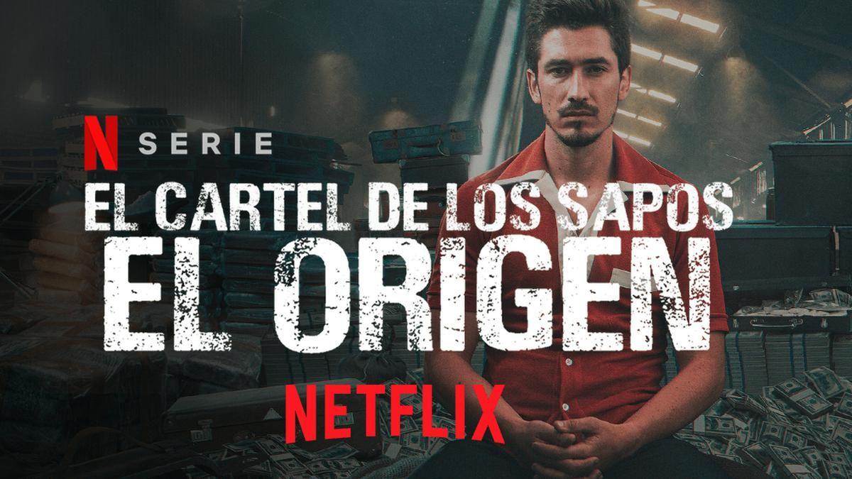 El cartel de los sapos: El origen es una serie colombiana con & aacute;  mira narco