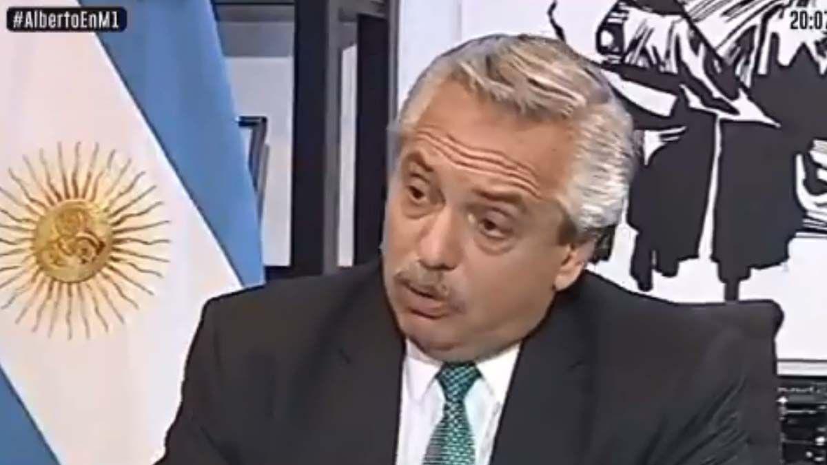 Alberto Fernández insistió con cambios en la Justicia al cuestionar al juez Geminiani