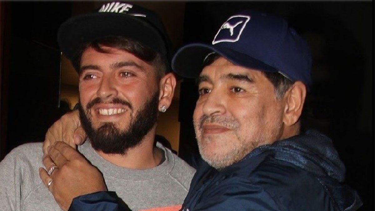 Diego Maradona Junior será ciudadano argentino