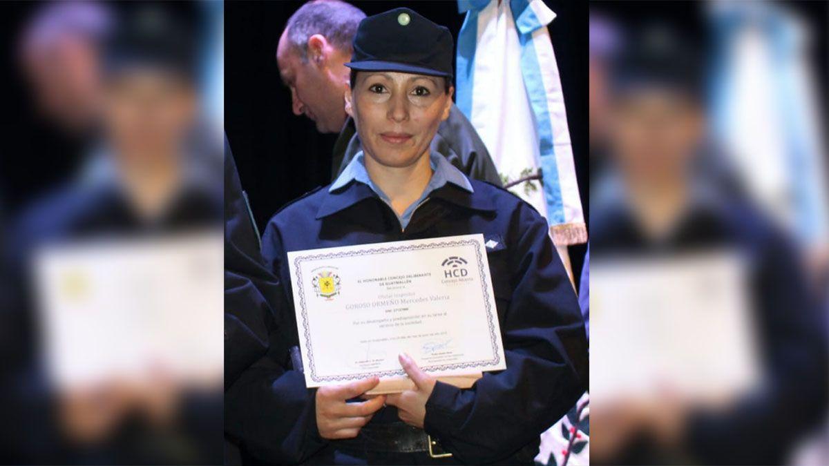 Valeria Goroso le salvó la vida a un bebé de un año y medio que se había ahogado