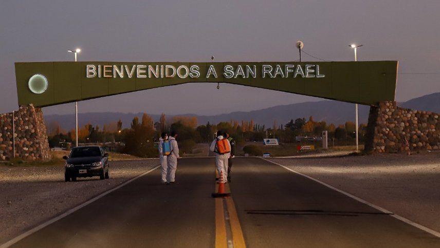 El Sur provincial tiene 53 nuevos casos de Covid-19 y 41 son de San Rafael
