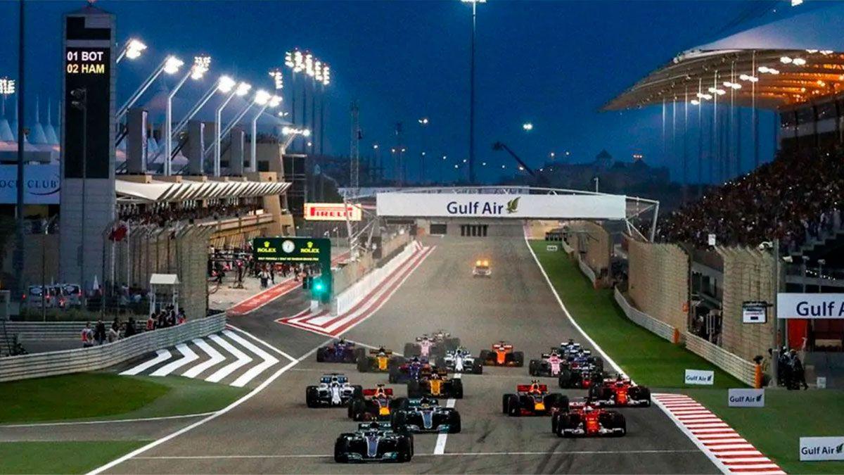 Fórmula 1: los horarios de las carreras para 2021