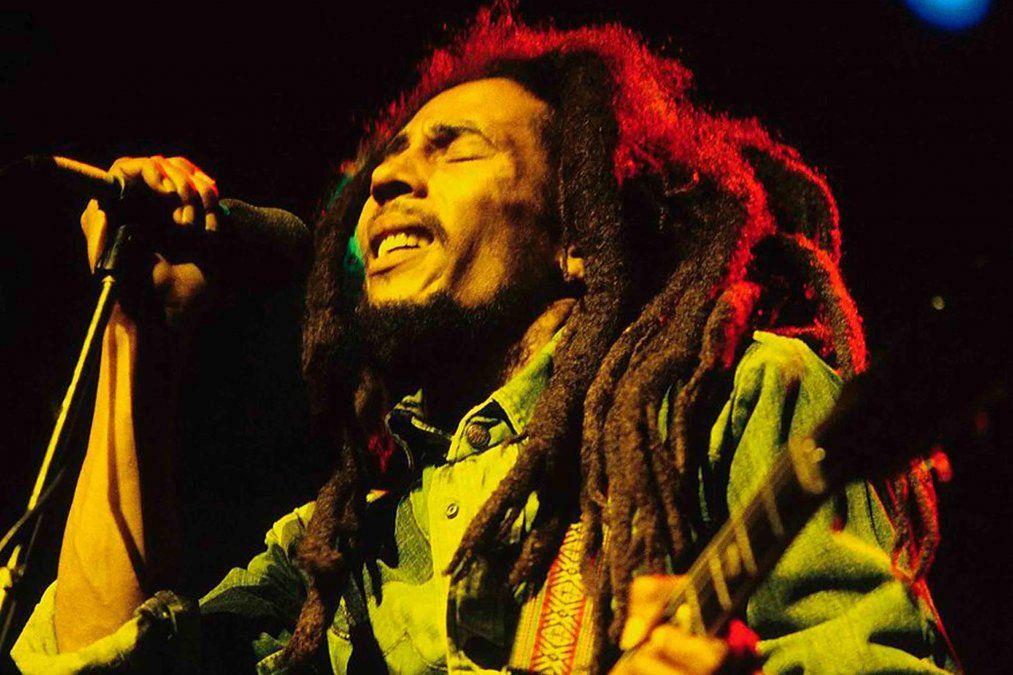 Leyenda inmortal. A 40 años de la partida del creador del reggae: Bob Marley.