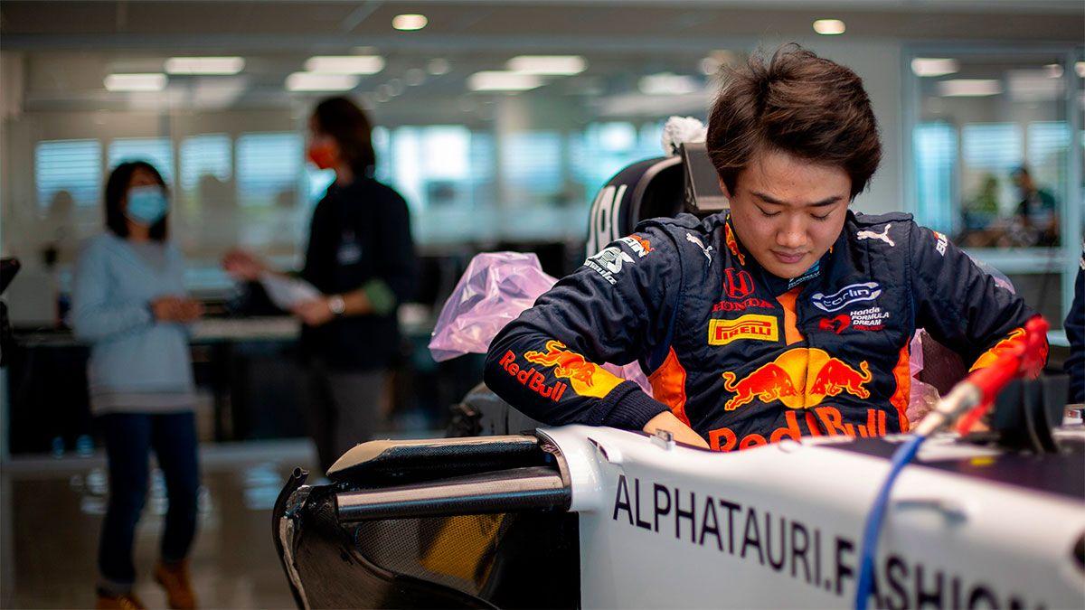 Japón vuelve a tener un piloto de Fórmula 1