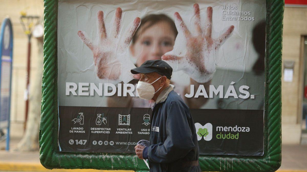Cepa Manaos y británica: cuántos casos hay en Mendoza