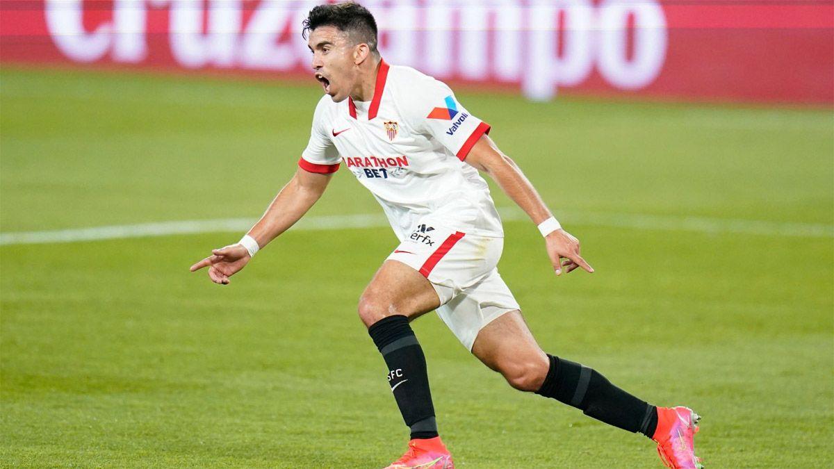 El Huevo Acuña amargó al Atlético de Madrid de Simeone