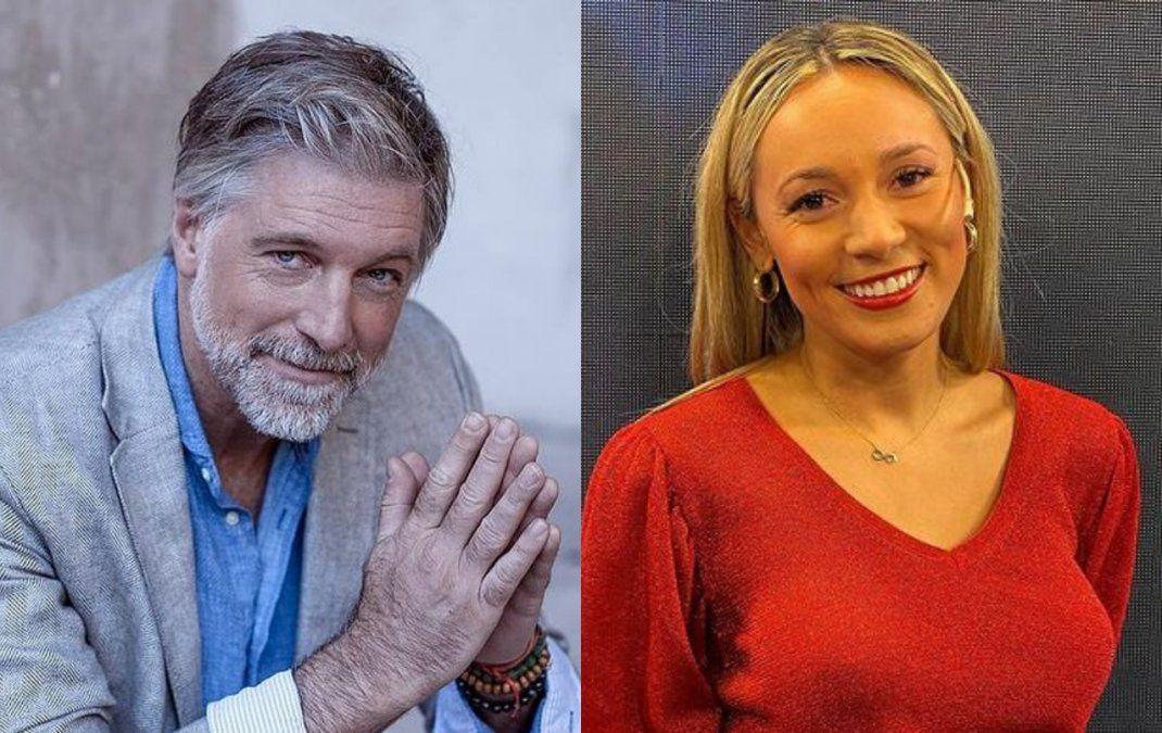 Aseguran que Rocío Oliva es la amante famosa de Horacio Cabak.