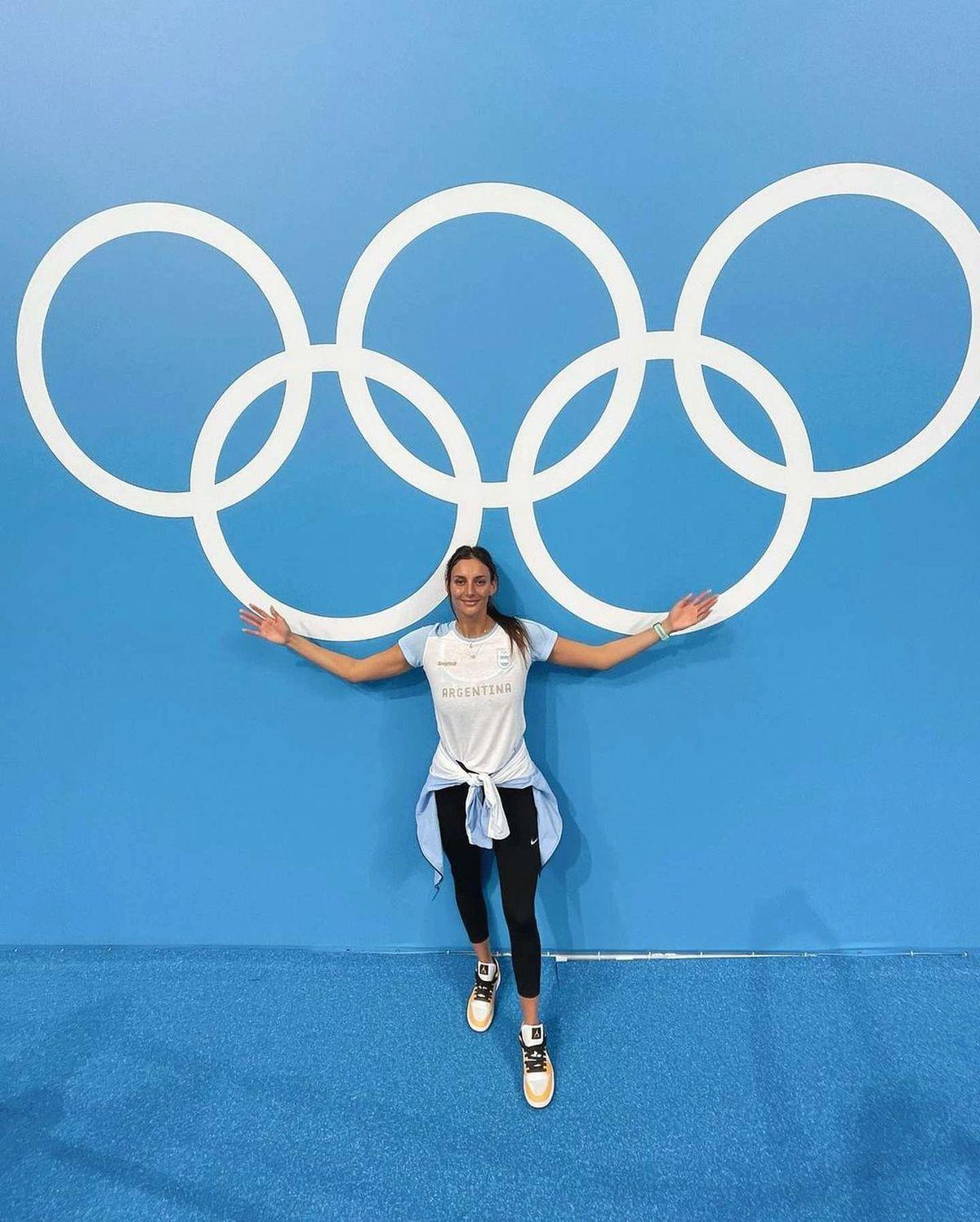 Virginia Bardach se despidió de los Juegos Olímpicos 2021.