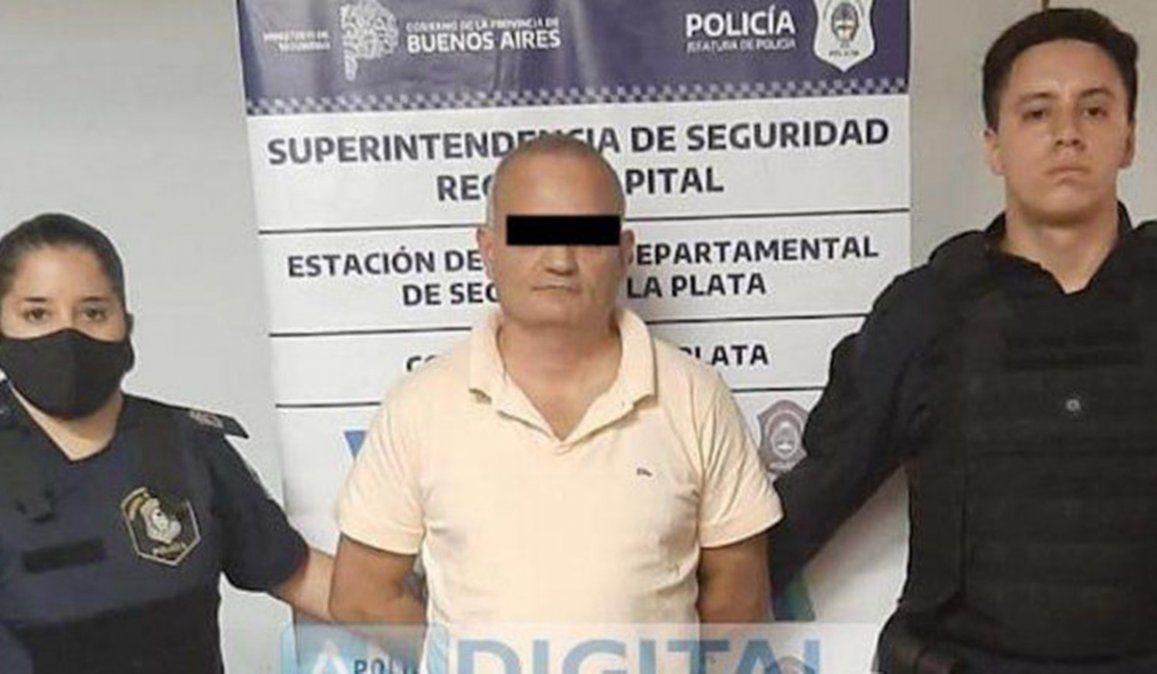 El comisario inspector de la Policía Bonaerense acusado de abusar d euna joven