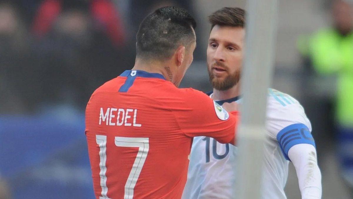 Qué selecciones están por encima de Argentina en el ranking