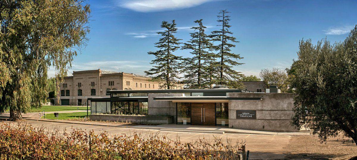 Bodega Trapiche fue elegida como una de las 100 bodegas más prestigiosas del mundo