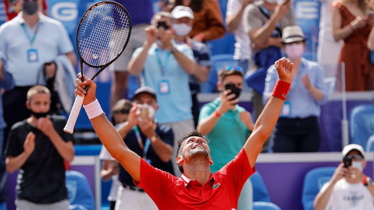 Djokovic se consagró campeón en Belgrado