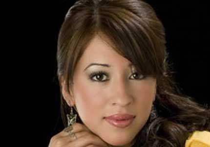 María Milagros Perucho se convirtió en la nueva reina de La Paz