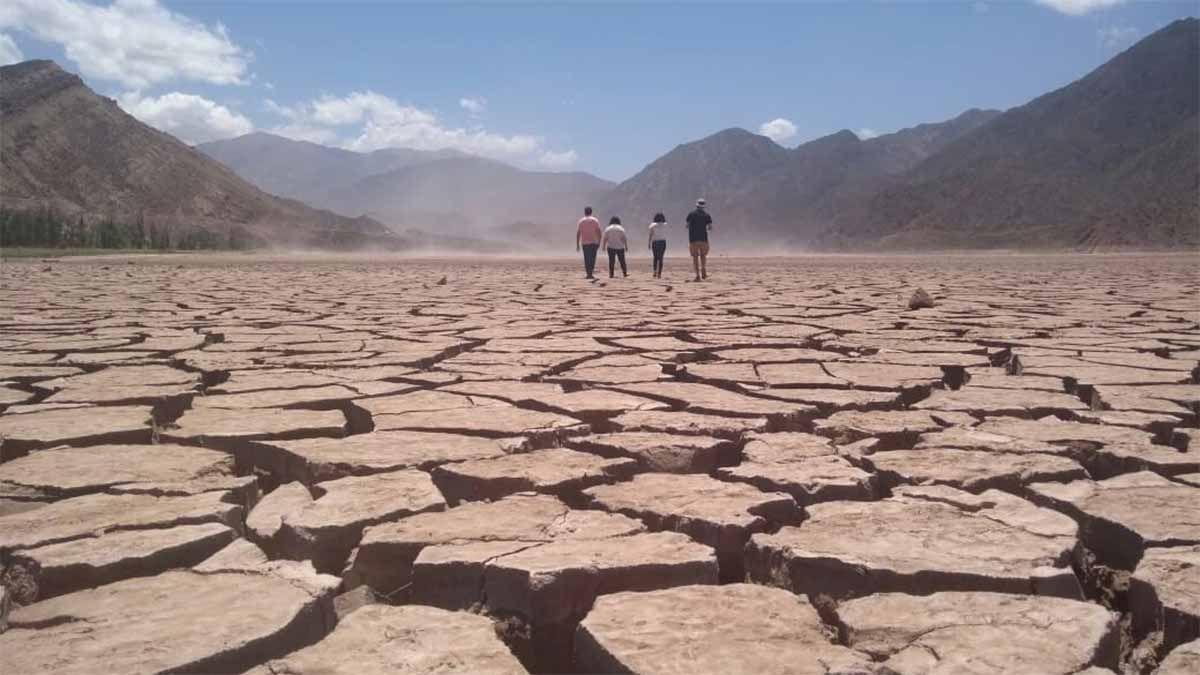 Declararon la emergencia agropecuaria en Mendoza por la sequía