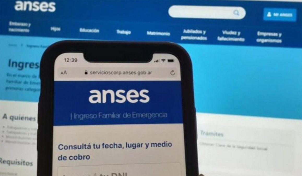 ANSES amplía requisitos para el cobro de IFE