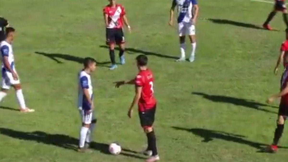 Maipú se midió con Alvarado en La Fortaleza. Foto: Martín Pravata (UNO).