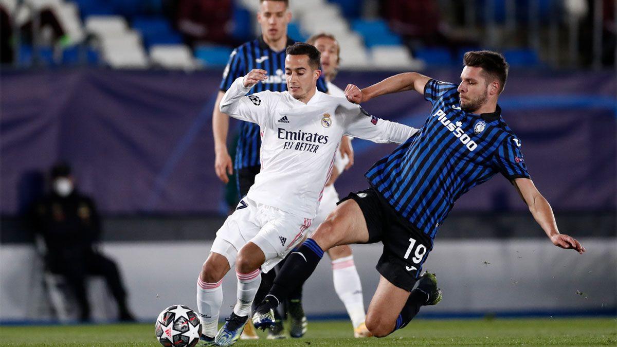 Real Madrid definió su pase a cuartos de final sin inconvenientes