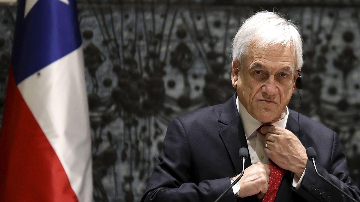 Pandora Papers: piden la renuncia de Piñera en Chile