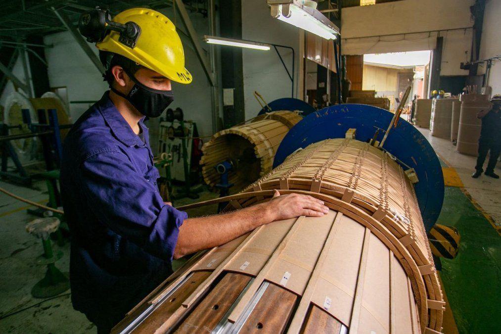La industria metalmecánica de Mendoza se derrumbó el 6